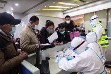 Wykryto dwa przypadki koronawirusa wśród osób ewakuowanych z Chin do Niemiec.