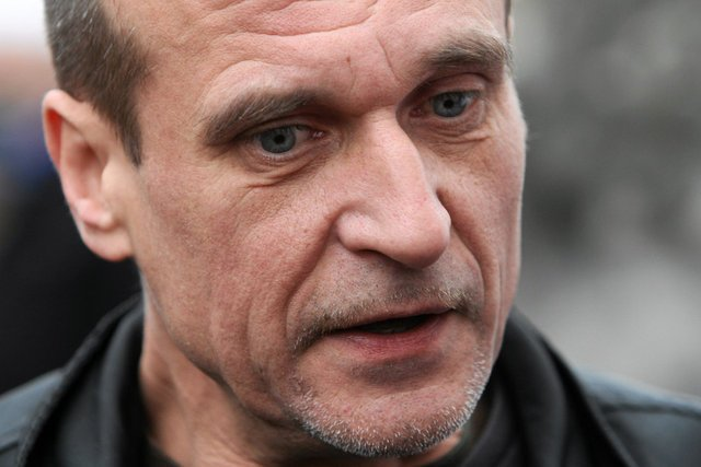 """""""Bo gdybym to ja miał władzę..."""" – straszy polityków opozycji Paweł Kukiz."""