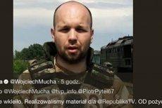 """TVP Info ujawnia, że polska fundacja dostała koncesje na handel bronią. Dziennikarz prawicowej gazety, Wojciech Mucha """"zjechał"""" materiał publicznej telewizji. Pokazał się """"wyposażeniu bojowym""""."""