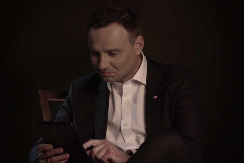 Dawna aktywność Andrzeja Dudy na Twitterze może być problemem dla prezydenta.