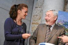 Maj 2010 roku. Agnieszka Radwańska podpisała list intencyjny o współpracy przy promocji miasta Krakowa