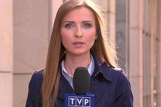"""Ewa Bugała karierę reporterską w TVP zaczęła wraz z początkiem """"dobrej zmiany"""""""