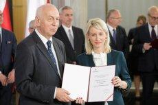 Nowa posłanka Magdalena Łośko współpracowała z posłem Krzysztofem Brejzą