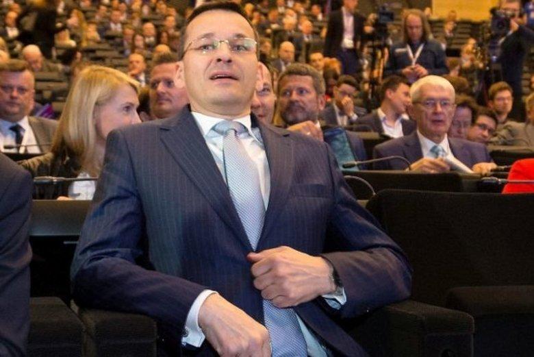 Wicepremier i minister finansów Mateusz Morawiecki ma nowy plan na uszczelnienie systemu podatkowego. Z biurowców i galerii handlowych chce wyciągnąć 27 mld złotych.