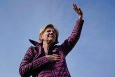 Senator Warren odpadła z walki o prezydenturę w USA.