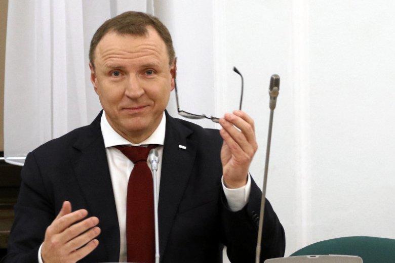 Jacek Kurski ma swoją wizję roli historii w TVP.  Zdaniem byłego rzecznika TVP nIe odpowiedział BCC na wspólny serial o Witoldzie Pileckim.