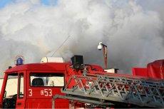 W pożarze kamienicy w centrum Szczecina zginęły trzy osoby. Kolejne dwie trafiły do szpitala.