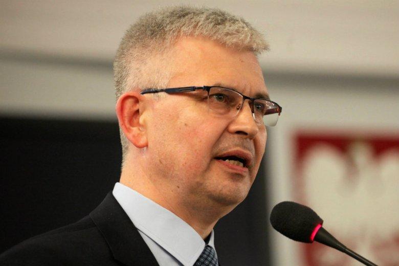 Ireneusz Zyska przeszedł z koła poselskiego Wolni i Solidarni do klubu PiS.