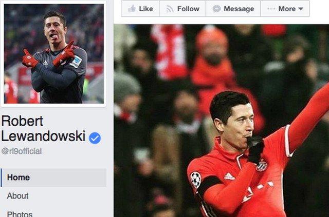 Mecz Roberta Lewandowskiego i bramka w Lidze Mistrzów zostanie zapamiętany głównie dzięki temu gestowi.