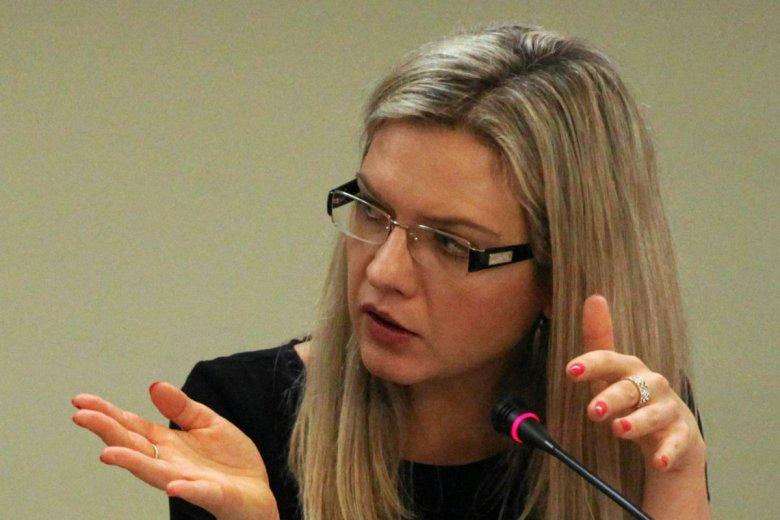 Przewodnicząca komisji do spraw Amber Gold zapowiedziała publikację raportu w tej sprawie. Jak się wyraziła, nie ma żadnych wątpliwości, że Marcin P. był słupem.