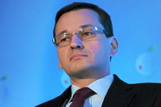 Szef BZ WBK Mateusz Morawiecki jedyny prawicowiec wśród prezesów polskich banków.