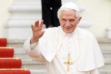 Nowe zdjęcia papieża Benedykta