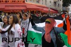 Francja zakazała propalestyńskich protestów