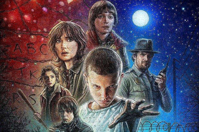 """""""Stranger Things"""" to prezent dla osób wychowanych na """"E.T."""", """"Goonies"""" i """"Poltergeiście""""."""