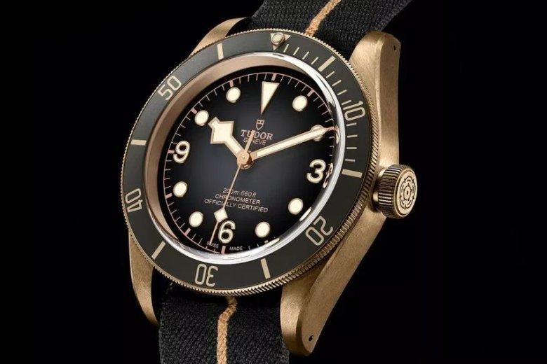 Tudor Black Bay Bronze Grey Dial