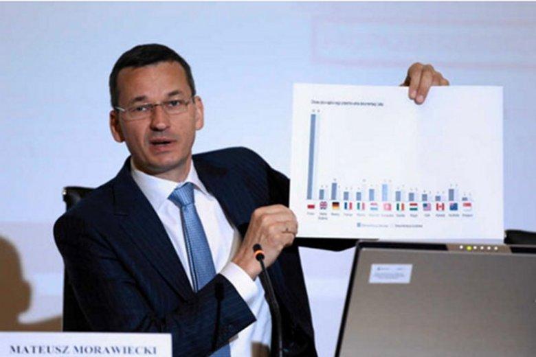 Specjalny pakiet ma zachęcić londyński biznes do inwestowania w Polsce. Zdaniem ministra Morawieckiego nowe miejsca pracy skłonią do wyjazdu z Wysp nawet do kilkuset tysięcy Polaków.
