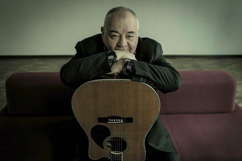 Stanislaw Soyka, czyli 60-letni chłopak z gitarą