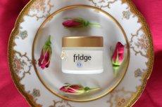 Kosmetyki marki Fridge są naturalne w każdym calu. Właśnie dlatego muszą być przechowywane w lodówce.
