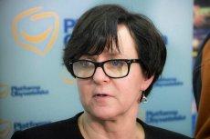 Joanna Kluzik-Rostkowska ma żal do polityków PiS za ich zachowanie w stosunku do ekspertów od koni arabskich.