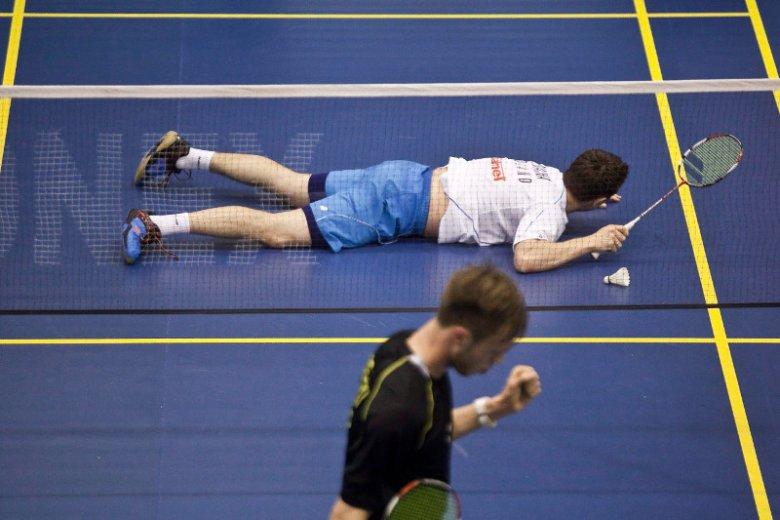 Zmiana władz Polskiego Związku Badmintona budzi kontrowersje. Na zdjęciu Mistrzostwa Polski w Badmintonie w 2014 r. w Białymstoku.