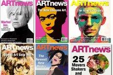 Artnews to jedno z najważniejszych pism o sztuce na świecie
