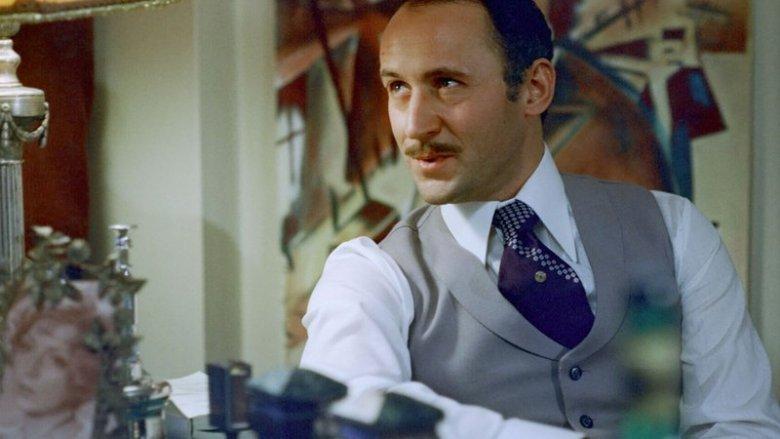 Piotr Fronczewski w żadnym wypadku nie jest aktorem jednej roli