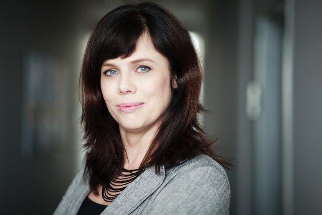 Inga Songin, dyrektor marketingu i PR w firmie Żywiec Zdrój