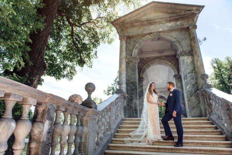 Łukasz sprawia, że wyjątkowy dzień ślubu jest jeszcze bardziej niepowtarzalny