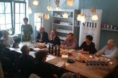 Konferencja - inauguracja VMI Culinary School, zdj. Ewa Kubicka
