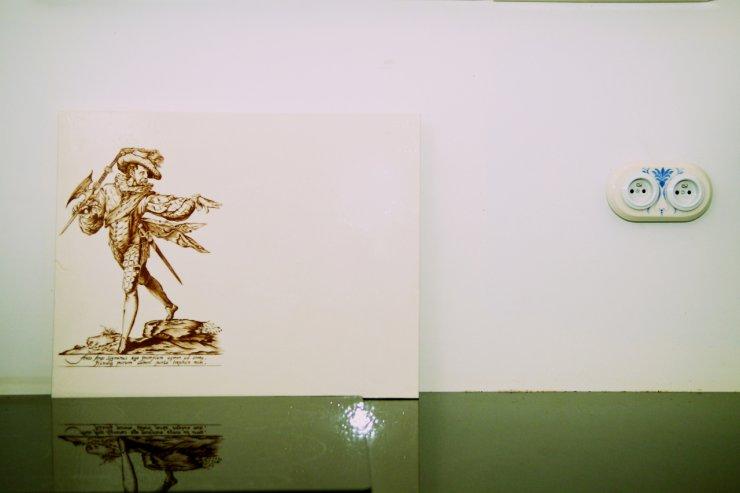 Ręcznie malowana ceramika z pałacowej Manufaktury w Nakomiadach