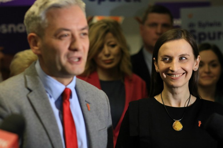 Sylwia Spurek to jedna z trzech europarlamentarzystów Wiosny. Zmiany w PE chce zacząć od... stołówki.