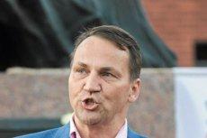 """Radosław Sikorski stwierdził, że informacje z systemu Pegasus mogą być wykorzystywane do """"niszczenia rywali politycznych""""."""