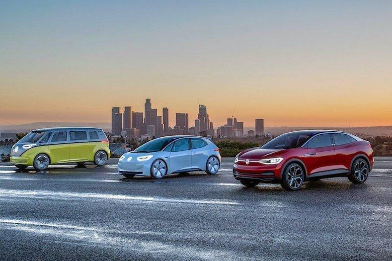 To już nie tak daleka przyszłość Volkswagena.