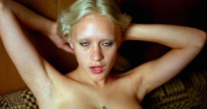 Chloë Sevigny w filmie Skrawki, reż. Harmony Korine
