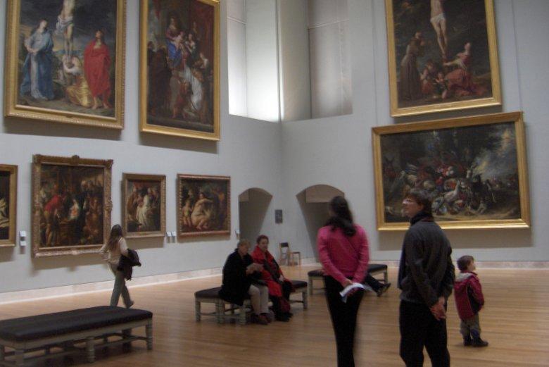 Niekwestionowanym zwycięzcą rankingu na najczęściej odwiedzane muzeum świata jest paryski Luwr