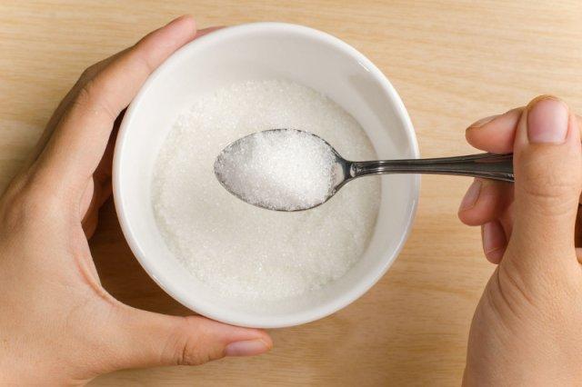 Cukier spożywany z umiarem nie jest szkodliwy.