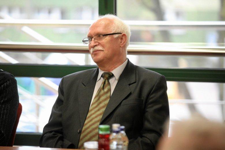 Lech Szargiej, wiceprezes PZBad.