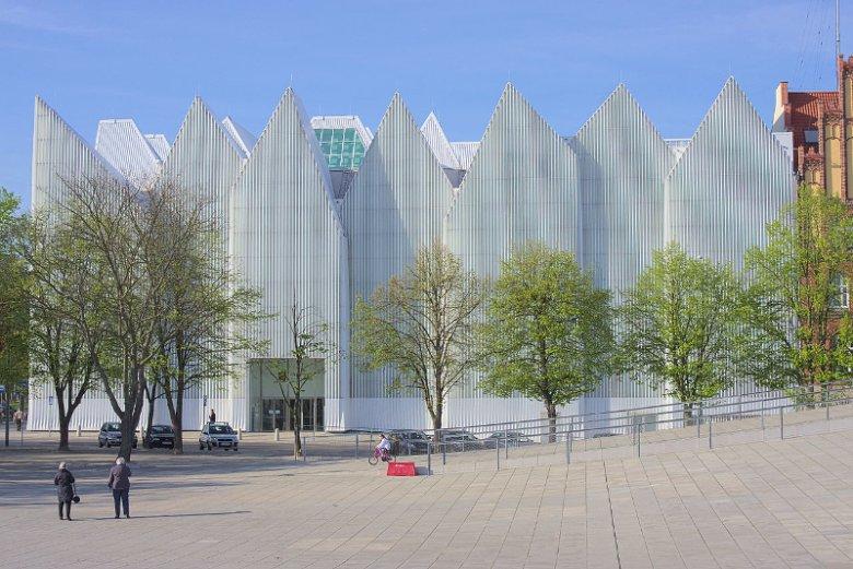 Filharmonia im. Mieczysława Karłowicza w Szczecinie jest laureatem wielu prestiżowych nagród architektonicznych
