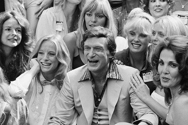 Założyciel Playboya, Hugh Hefner, nie żyje. Wraz z jego