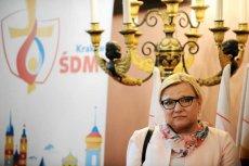 """Kancelaria Premiera odpowiedziała na pytanie o """"pakt z Janem Pawłem II"""". Mówiła o nim Beata Kempa, szefowa KPRM."""