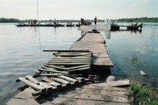 Jezioro Łukcze w województwie lubelskim, To tu doszło do brutalnego ataku na Irakijczyka Najiego L.
