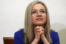 Małgorzata Wassermann według sondażu ma szansę wygrać w pierwszej turze wyborów samorządowych. JEdnak nie oznacza to, że zostanie prezydentem Krakowa.