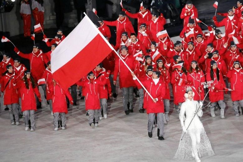 Ceremonia otwarcia igrzysk olimpijskich w Pjongczangu.
