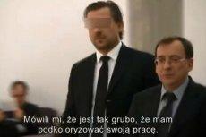 Agent Tomek został zatrzymany. Potwierdziła to już Prokuratura Regionalna w Białymstoku.