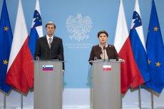 Premier Słowenii ostro o rządzie PiS