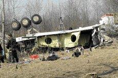 """Czyli jednak nie wybuch? """"Gazeta Polska Codziennie"""" pisze, że Tupolew uderzył kołami w ziemię - rzekomo dowodzą tego ekshumacje pary prezydenckiej."""