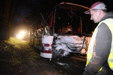 W wypadku w Leszczawie Dolnej zginęły trzy osoby.