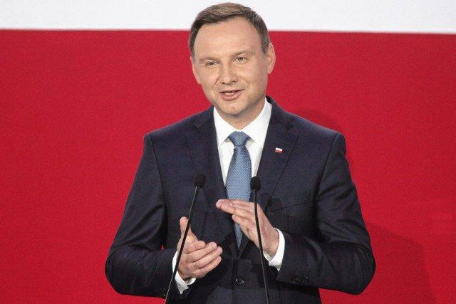 Andrzej Duda usunął wpis, w którym informował o objęciu patronatem marszu ONR-u.