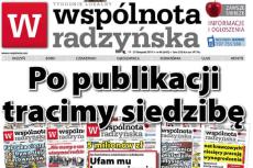 Gazeta podpadła synowi burmistrza