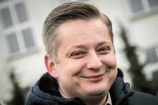 Jakub Stefaniak chce, by obłożyć Pałac Kultury i Nauki specjalnym gatunkiem mchu.